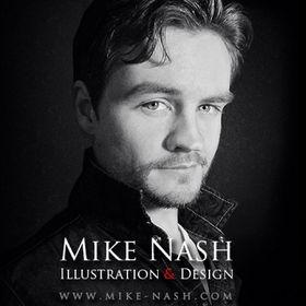Mike Nash: Illustration & Design