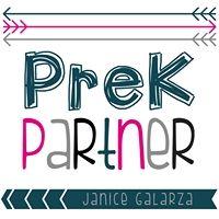 PreK Partner Janice Galarza