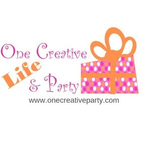 One Creative Life & Party |  Party Ideas | Mom Hacks | Cooking | Home Decorating | Social Media