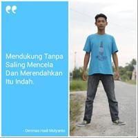 Denmas Hadi Mulyanto