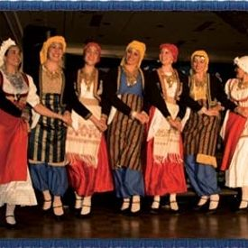 The Hellenic Dancers of NJ