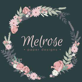Melrose Paper Designs
