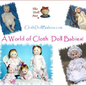 Cloth Doll Babies