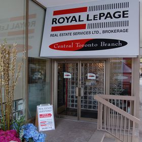 Central Toronto @ Royal LePage Real Estate Services Ltd.