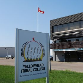 Yellowhead Tribal College Library