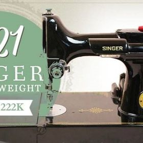 The Singer Featherweight Shop
