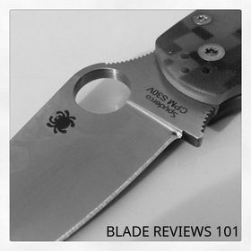 Blade Reviews 101