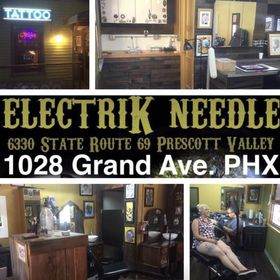 Electrik Needle Tattoo (electrikneedle) on Pinterest