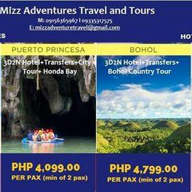 Mizz Adventures Travel & Tours