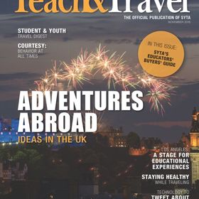 Teach & Travel Magazine