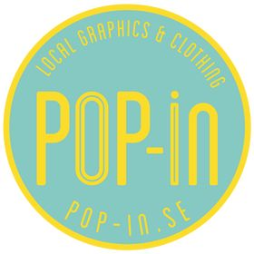 Pop-in Local graphics and clothing