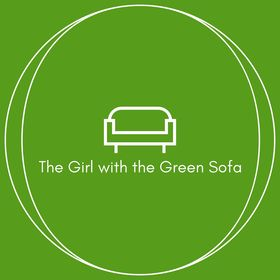 Girl with The Green Sofa