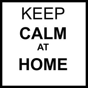 Keep Calm At Home