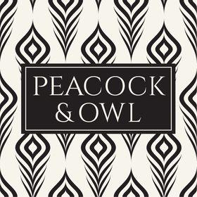 Peacock & Owl