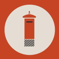 Pillar Box Post