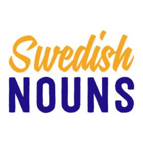 SwedishNouns