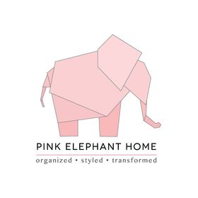 Pink Elephant Home | Organized + Styled = Transformed