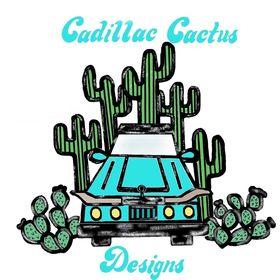 Cadillac cactus design