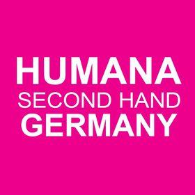 Humana Second Hand Germany