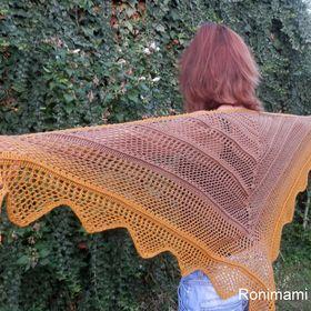 Ronimami Crochet Báldy Vera