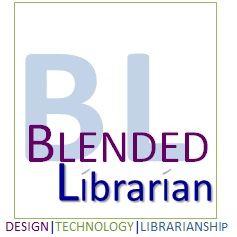 Blended Librarianship Blibrarian Profile Pinterest