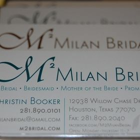 M2 Milan Bridal