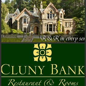 Cluny Bank - Restaurant with Rooms