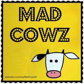 mad cowz art