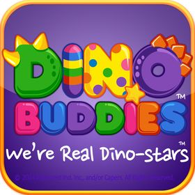 Dino Buddies Books