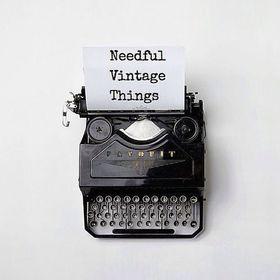 Needful&Vintage Things