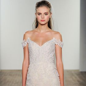 Lazaro Lazarobridal On Pinterest