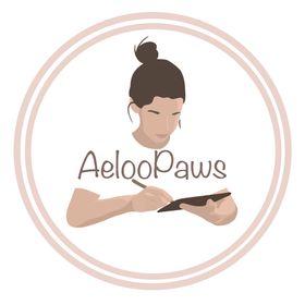 AelooPaws | Pet Lover Illustrations, Web design, Branding