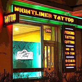 Nightliner Tattoo Berlin