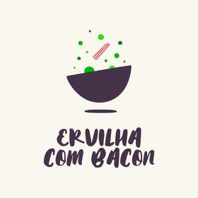 Ervilha com bacon