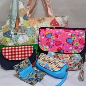 handmade bag ct N honey
