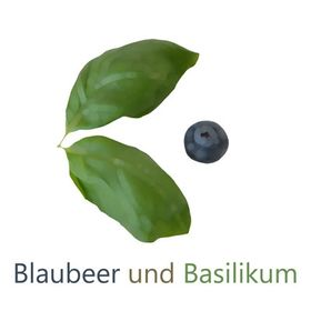 Blaubeer und Basilikum
