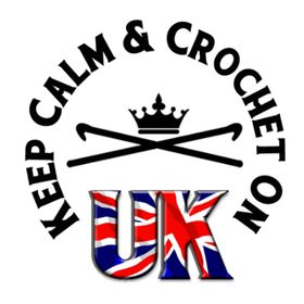 Keep Calm and Crochet On UK