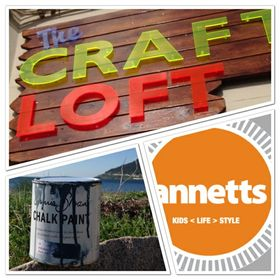 the Craft Loft At Annetts