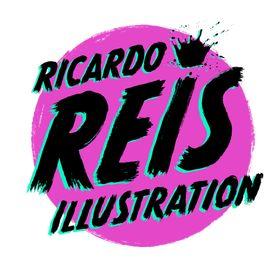 Ricardo Reis Illustration