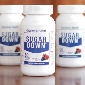 sugardown: dietary supplement