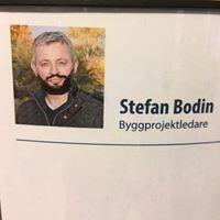 Stefan Bodin