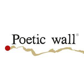 Poetic wall ®