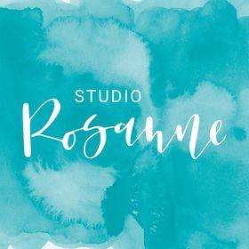Studio Rosanne | Grafisch ontwerp & Kalligrafie