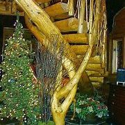 Log Stair Systems