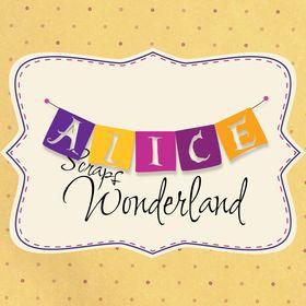 Alice Scraps Wonderland