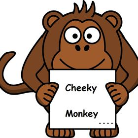 Cheeky Monkey Gifts | Gifts | Gift Ideas | Crafts |