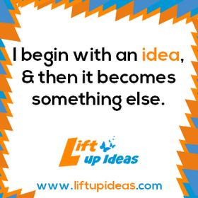 Lift Up Ideas .