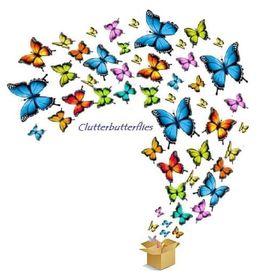Clutterbutterflies