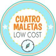 Cuatro maletas low cost