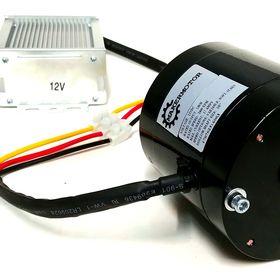 Makermotor - | DC Motor | Variable Speed Motor | Electric Motor | Gear Motor | Worm Gear Motor |